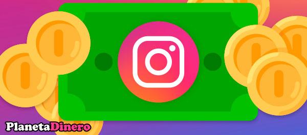 generando dinero instagram