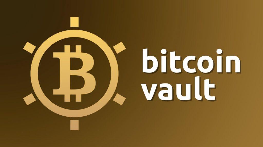 bitcoin vault