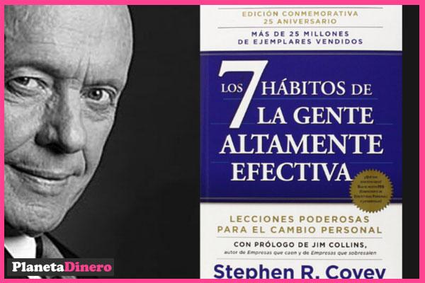 Los 7 habitos de la gente altamente efectiva de Stephen Covey